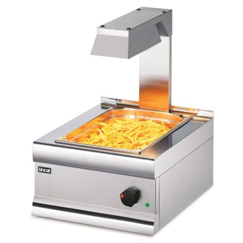 Lincat Silverlink 600 CS4/G Chip Scuttle with Gantry